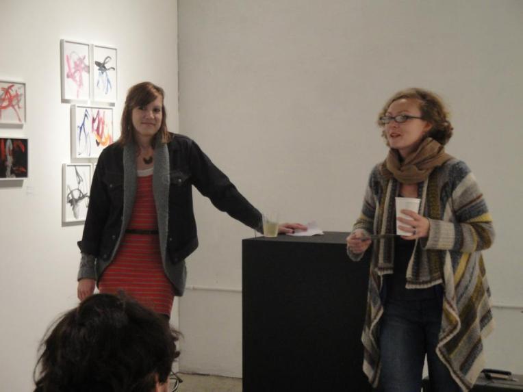 Steffi Drewes & Sarah Willis