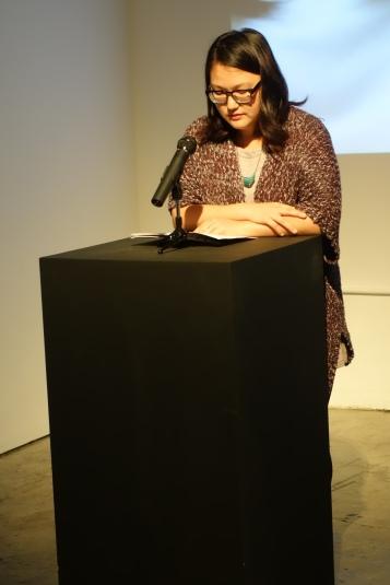 Geraldine Kim (Writer in Residence)